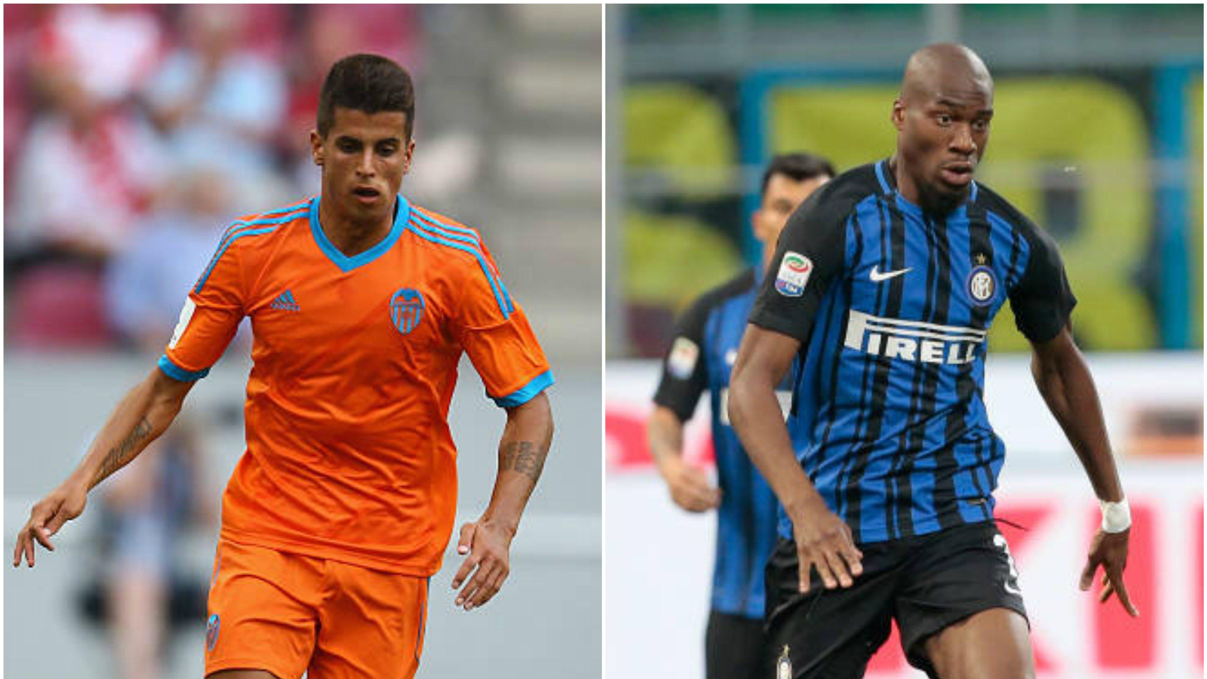 HESHIIS DHACAY: Inter & Valencia oo isku afgartay isku bedelashada Geoffrey Kondogbi iyo  Joao Cancelo