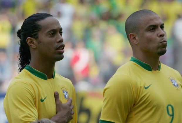 International Friendly Match Brazil v New Zealand