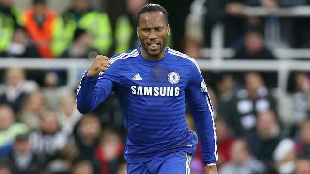 9c13d4c7d (England) 13 Jan 2017. Halyeygii kooxda Chelsea iyo xulka qaranka Ivory  Coast Didier Drogba ayaa ogolaaday heshiis 12-bilood ah oo kaga yimid  kooxda ...