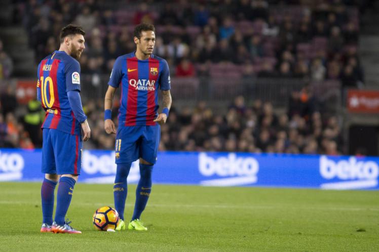 FC Barcelona vs Sporting Gijon - La Liga