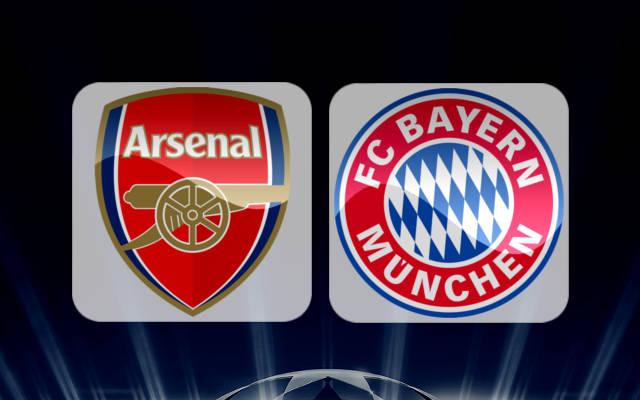 Hordhac Arsenal Vs Bayern Munich Gool Fm