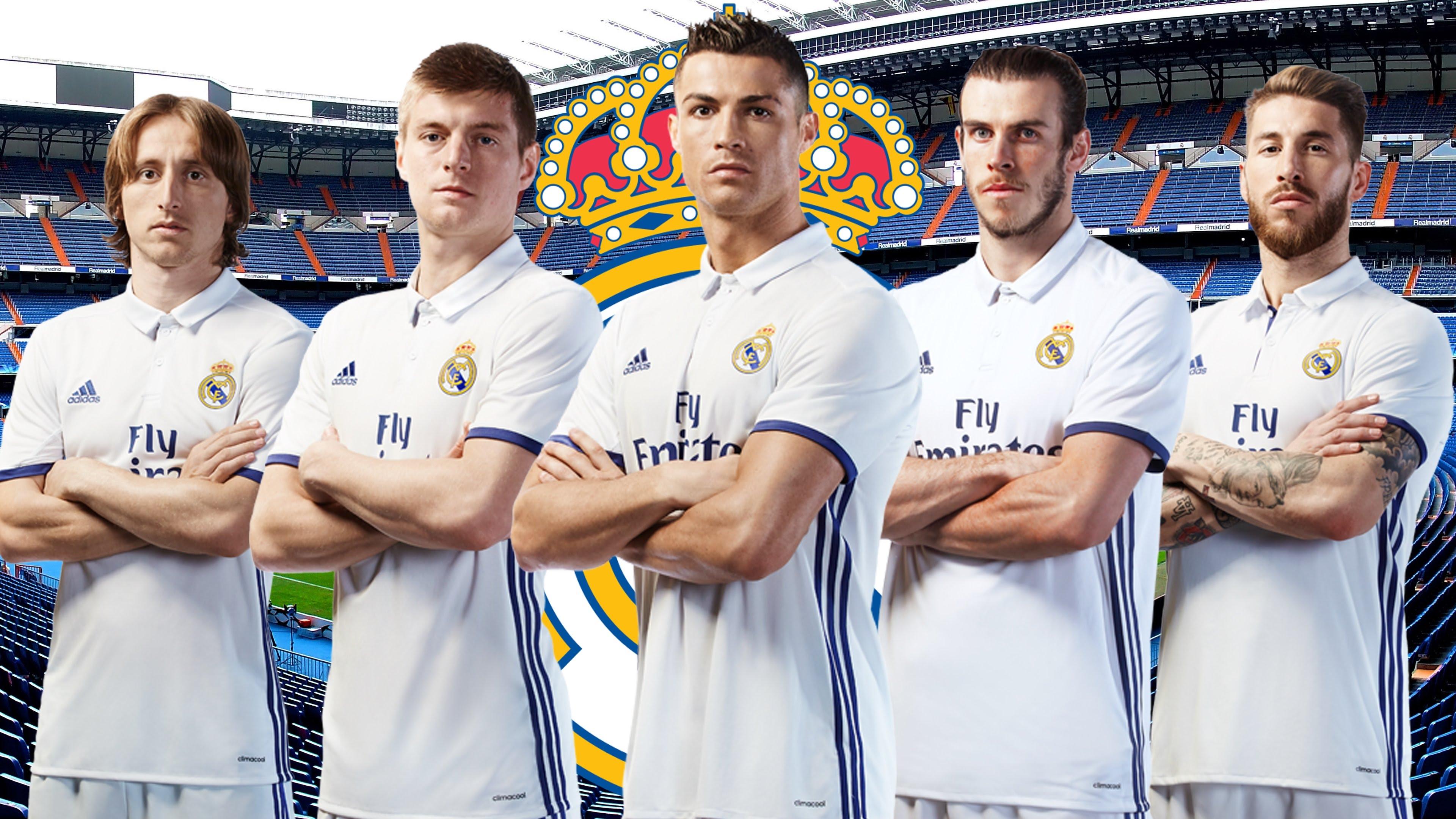 Реал Мадрид исп Real Madrid Club de Fútbol испанский профессиональный футбольный клуб из