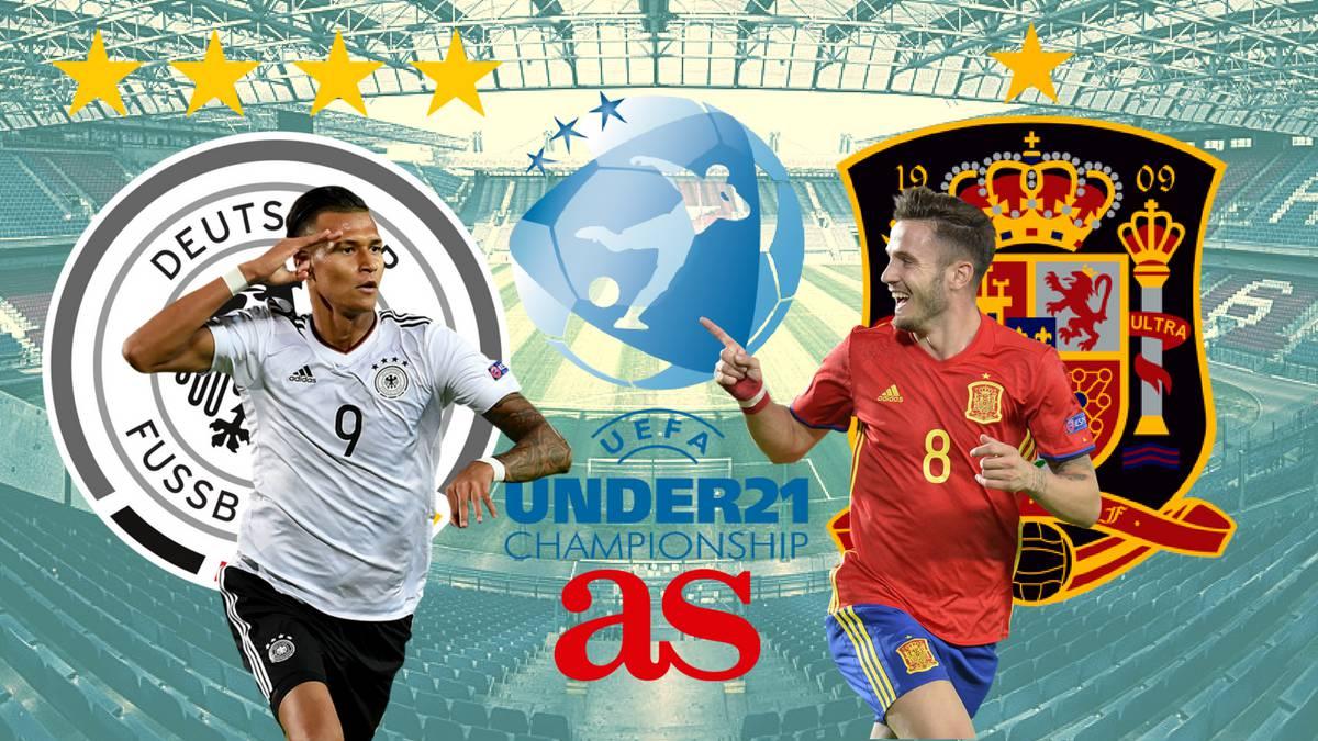 Nhận định U21 Tây Ban Nha vs U21 Đức: Bại binh phục hận