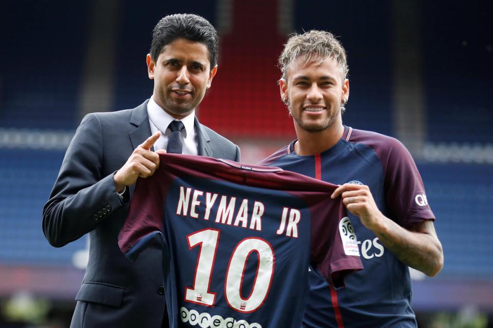 Neymar PSG 1