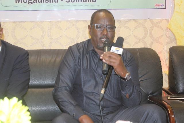 SFF Senior vice president Ali Abdi Mohamed (1)