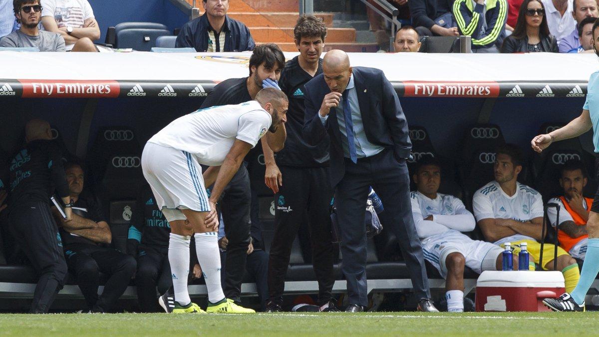 Real Madrid oo helaysa war fiican ka hor kulanka Alaves