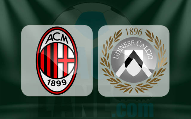 Image result for ac milan vs udinese