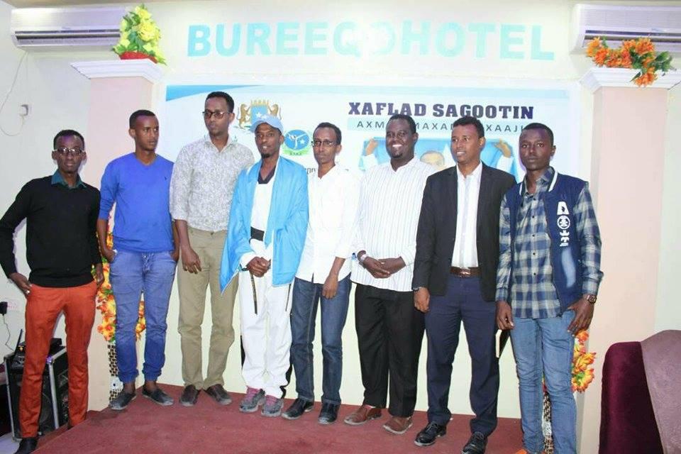 Tartanka Karateega (Taekwondo) oo beri ka furmaya Rwanda…(Yaa Soomaaliya uga qeyb galaya??)..+SAWIRRO