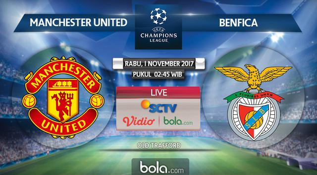 Manchester United Benfica