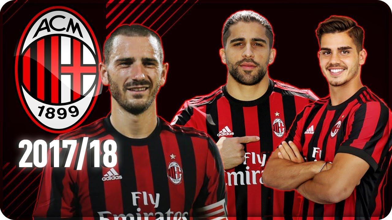 Laacibiinta AC Milan ee wajahaya EAK Athens oo la magacaabay (Daafacii oo kala bar maqan yahay)