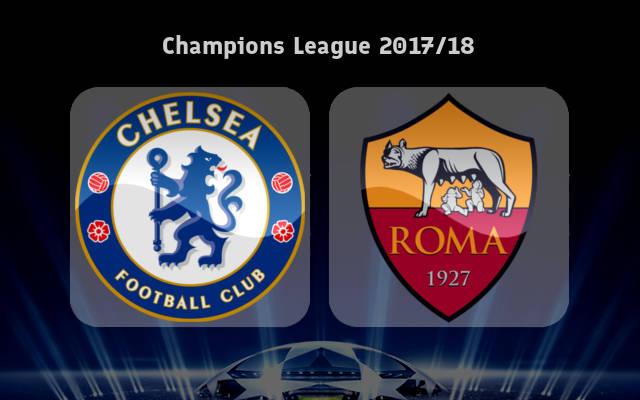 TOOS u daawo: Chelsea vs AS Roma – LIVE (Shaxda sugan)