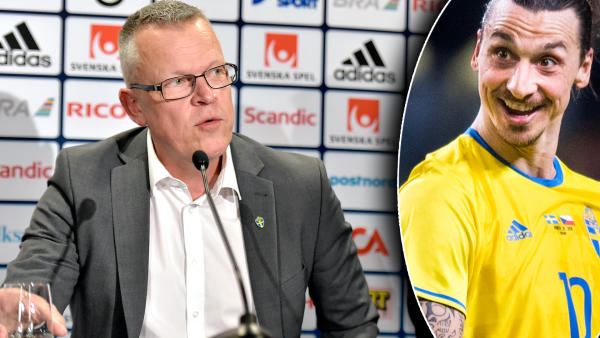 Image result for Janne Andersson Zlatan