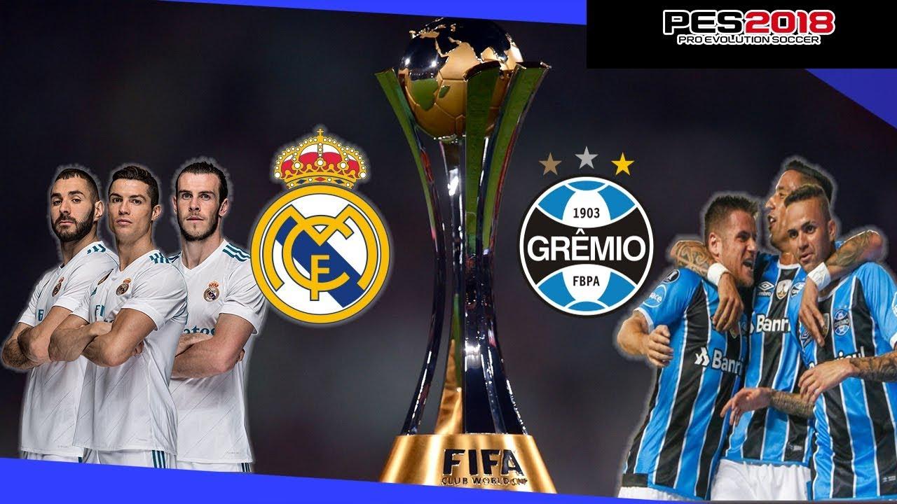 HORDHAC: Gremio Vs. Real Madrid (Waxwalba oo aad uga baahantahay fiinaalaha koobka kooxaha aduunka)