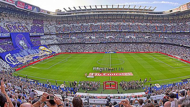 Image result for Bernabeu Barcelona