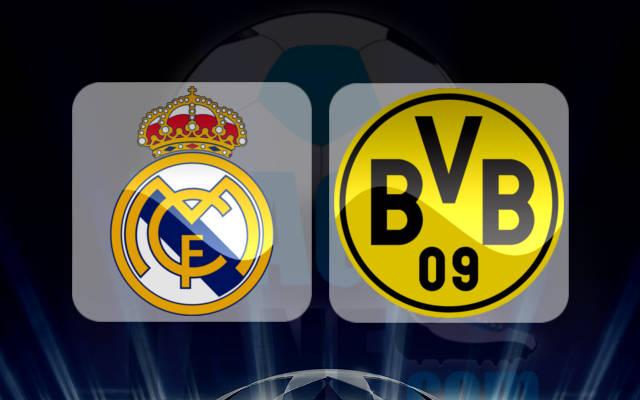 Googooska Real Madrid Vs Borussia Dortmund 3 2 Gool Fm