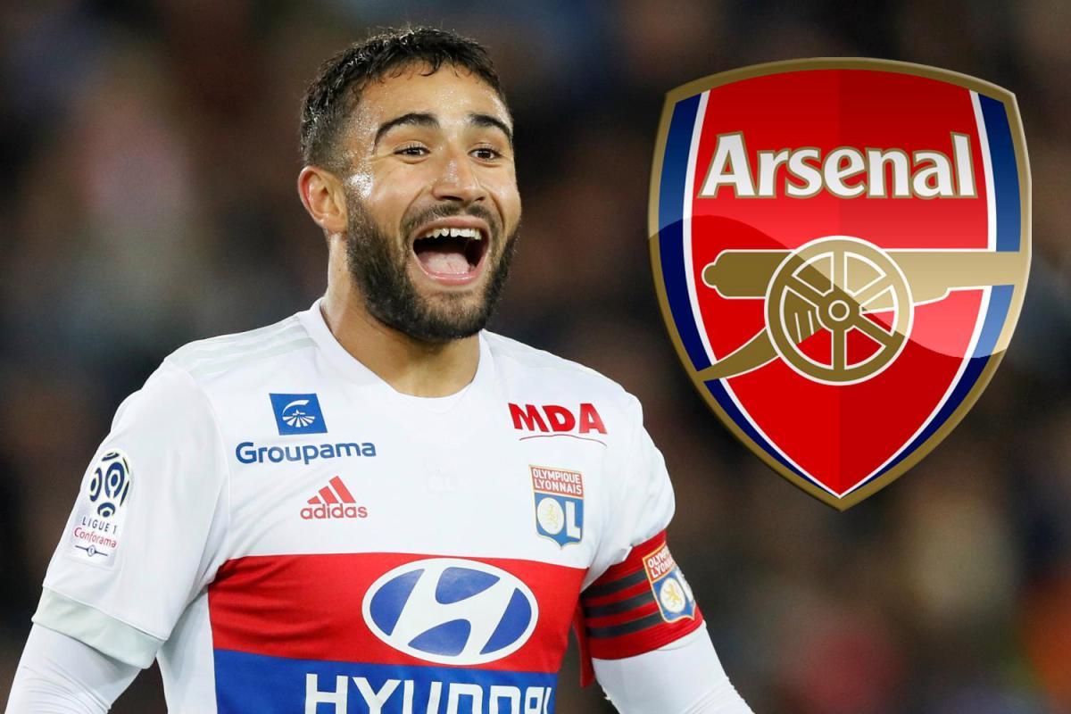 Arsenal oo loo sheegay inaysan kali ku ahayn doonista Nabil Fekir