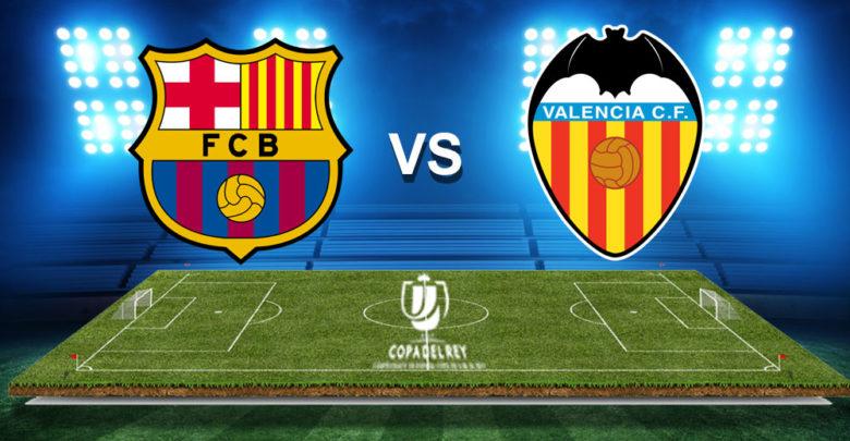 مشاهدة مباراة برشلونة وفالنسيا بث مباشر بتاريخ 02-02-2019 الدوري الاسباني