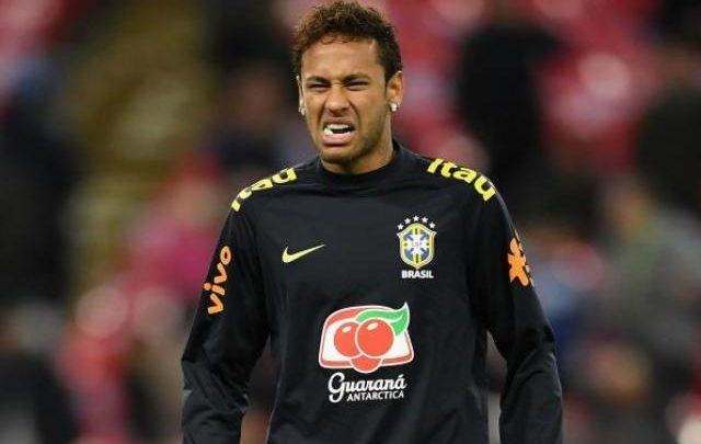 Neymar oo Shuban ku dhacay Yaa ku daartay????