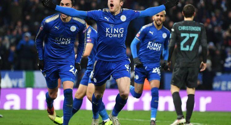Kooxaha Chelsea iyo Leicester City oo HAL RIKOODH ka wada sameeyey FA Cup-ka caawa!