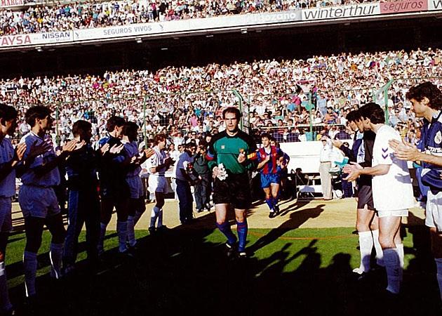 Barcelona oo axada ku guulaysan karta horyaalka iyo Real Madrid oo wadnaha farta ku haysa
