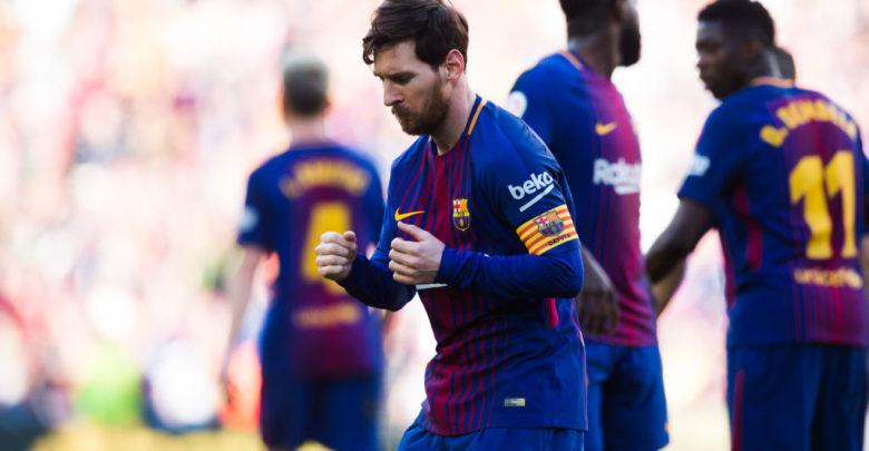 DAAWO: Lionel Messi oo sameeyey wax aan qofna fileyn kaddib markii uu gool ka dhaliyey Athletic Bilbao caawa!