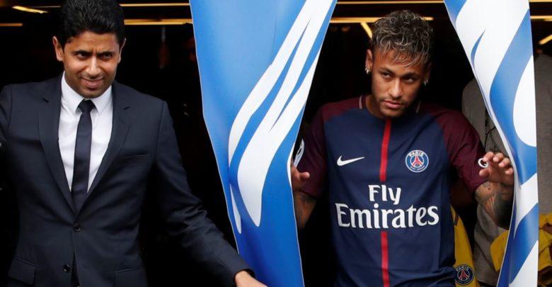 Neymar oo go'aan niyad jab leh u gudbiyay PSG iyo Nasser Al-Khelaifi oo siiyay jawaab taan!