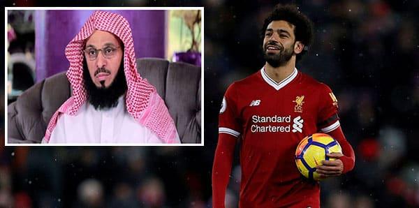 Mid kamid ah culumada ugu wayn dalka Sucuudiga oo FARIIN u soo diray Mohamed Salah (Muxuu ku yiri?)