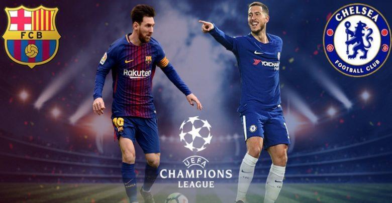 Barcelona Ayaa Beydkeeda Camp Nou Caawa Ku Soo Dhaweyneysa Chelsea Lugta Labaad Ee Wareega  Ka Champions League