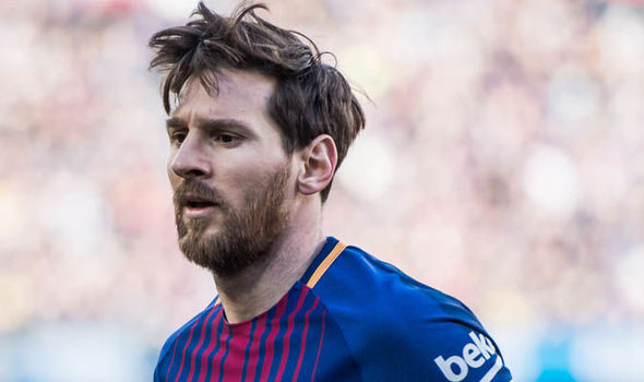 Spain 18 Maarso 2018 Lionel Messi Ayaa Shabaqa Tagay Kulankii Ay Dhawaan Barcelona 2 0 Uga Adkaatay Naadiga Athletic Bilbao