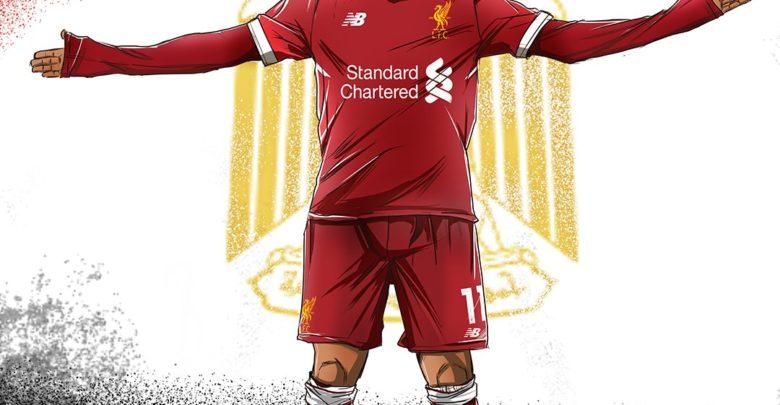 Maxey Tahay Rikoorada uu Salah ka Sameyay Kulankii Liverpool iyo Roma