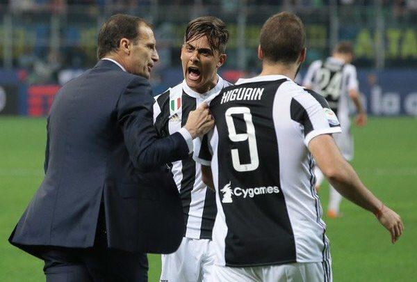 Torino 29 Abriil 2018 Juventus Ayaa Xalay Si Xun U Gashay Dhigeeda Inter Milan Kadib Markii Ay 2 Daqiiqo Oo Qura Uga Adkaatay Ciyaar Xiiso Badan Ka