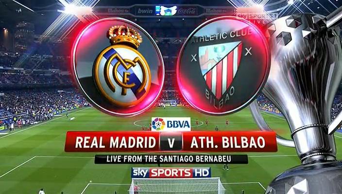 Kooxda Real Madrid Ayaa Garoonkeeda Santiego Bernabeu Kusoo Dhaween Doonta Kooxda Athletic Bilbao