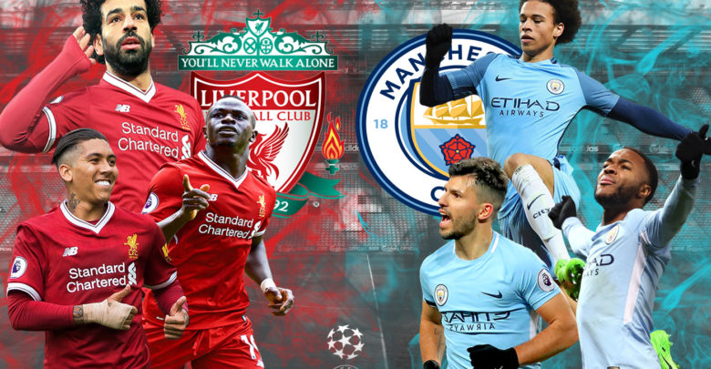 Image result for Liverpool vs Manchester City