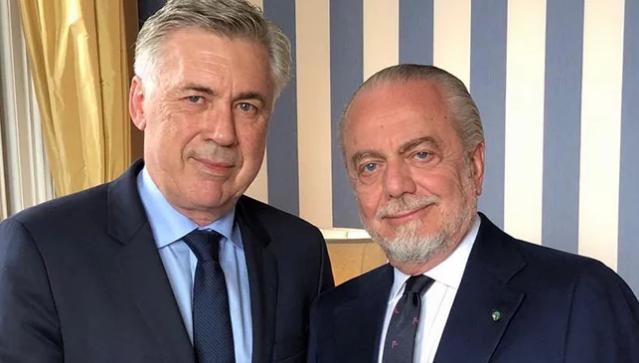 RASMI: Carlo Ancelotti oo loo magacaabay macalinka cusub ee kooxda Napoli