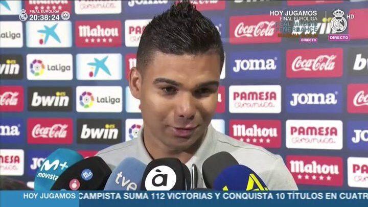 """""""Waxaan u dhimanayaa Real Madrid mana u ciyaari doono Barcelona""""…Casemiro"""