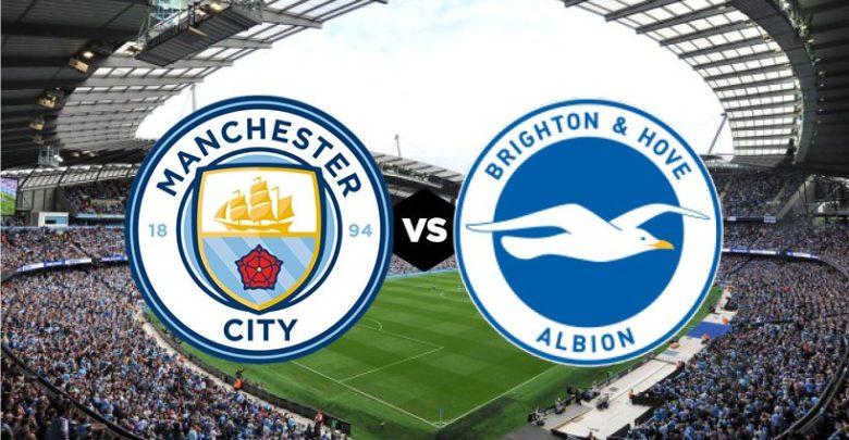 مشاهدة مباراة مانشستر سيتي وبرايتون بث مباشر بتاريخ 06-04-2019 كأس الإتحاد الإنجليزي