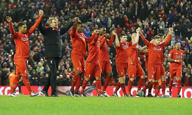 Liverpool oo war fiican helysa kahor kulanka finalka Champions League