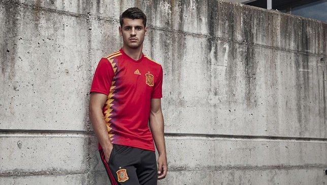 Alvaro Morata oo ka hadlay ka reebidii laga reebay xulkiisa Spain ee koobka adduunka