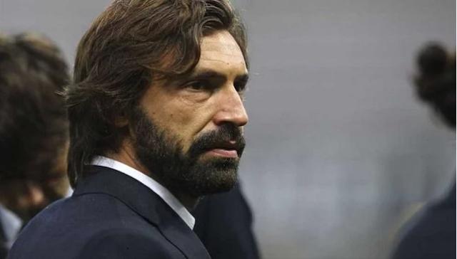 """Andrea Pirlo: """"Ka hoos ciyaarista Antonio Conte ayaa i siiyay rabitaan ah inaan noqdo tababare"""""""