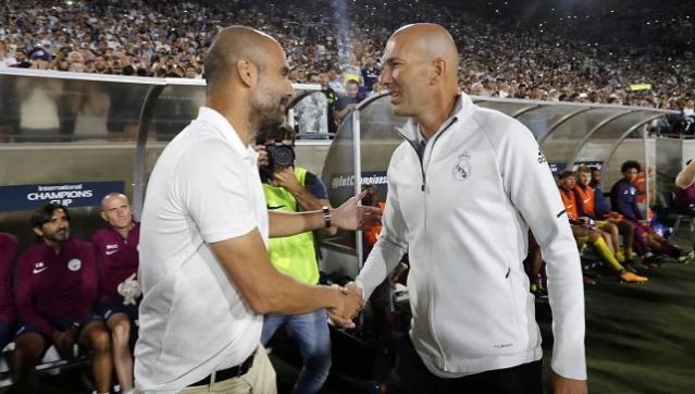 """""""Haddii Guardiola uu ku guuleysto waxa Zidane uu ku guuleystey, waxaad heli doontaa dad ku heesaya gurayaha korkooda""""… McManaman"""