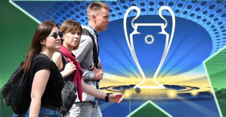 SAWIRRO: Real Madrid iyo Liverpool oo gaaray Kiev ka hor kulankooda habeen dambe ee Final ka Champions League