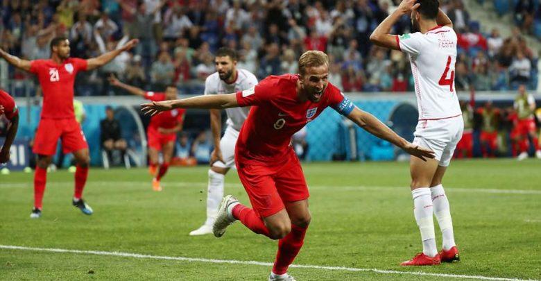 Harry Kane oo Waqti dambe Guul ku Hogaamiyay Qaranka England kulankii ay Wajaheen Tunisia