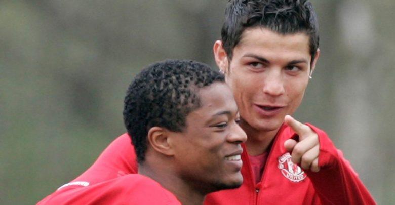 """""""Haddii Ronaldo uu kaa codsado inaad la cuntayso fadlan ka diid"""" – Patrice Evra oo ka shekeeyay qisadii ku qabsatay guriga Cristiano!"""