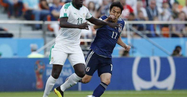 Honda oo guul daro ka badbaadiyay xulkiisa Japan xili barbaro ay la galeen Senegal