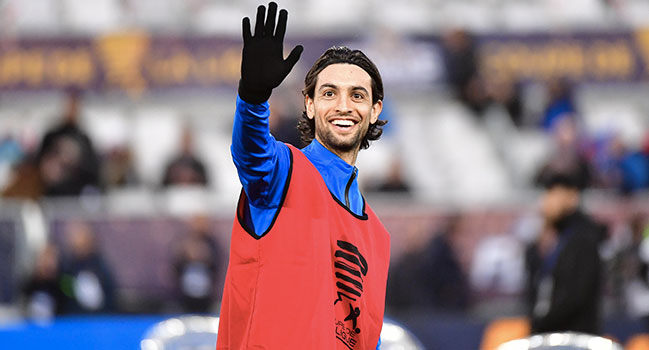 Image result for javier pastore