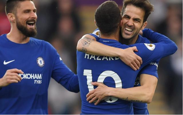 """""""Waxaa tahay kan ugu fiican Chelsea ee waa ku baryaa hanaga tagin""""… Fàbregas oo fariintan u diray saaxiibkiis Hazard"""