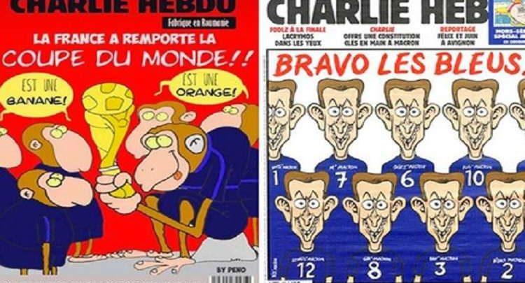 """""""Daanyeero ayaa ku guulaystay koobka adduunka""""! – Ciyaartoyda xulka France oo loo gaystay Cunsuriyad wayn!!"""