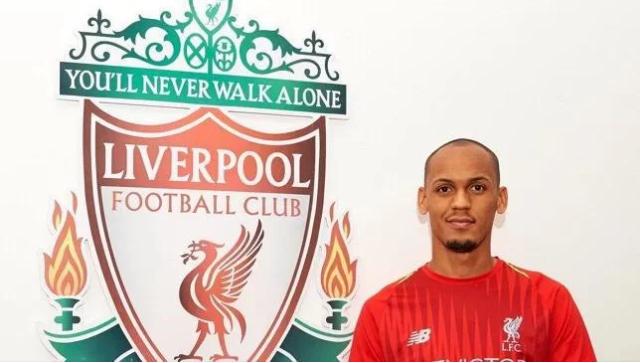 """""""Liverpool dib ayay u soo laabatay""""… Fabinho oo fariin culus u diray kooxda Manchester City"""