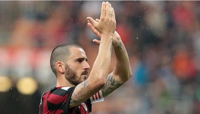 Gennaro Gattuso oo shaki galiyay mustaqbalka Leonardo Bonucci ee kooxda AC Milan