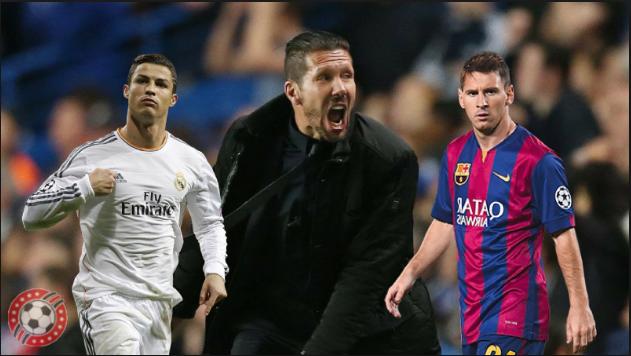 Simeone oo ka laabtay fikiradii uu ku kala door biday xidigaha Ronaldo iyo  Messi, inta uu socday koobka aduunka 2018. – Gool FM